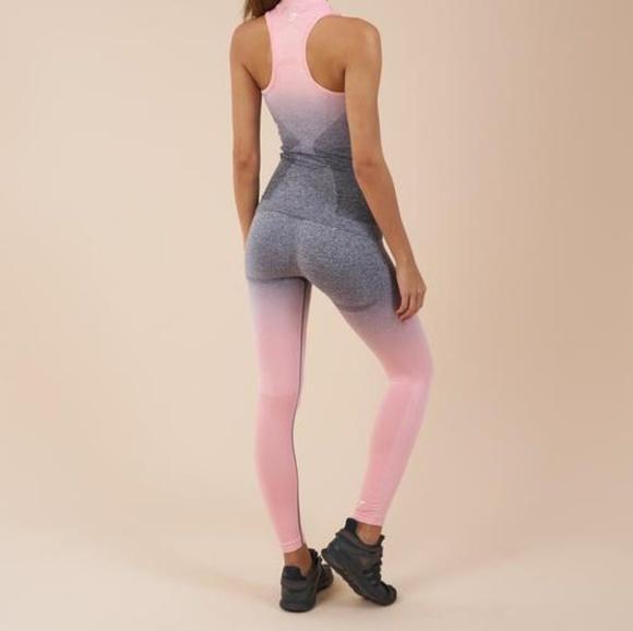 027d42cca7b55f Gymshark Pants | Ombre Leggings Xs | Poshmark